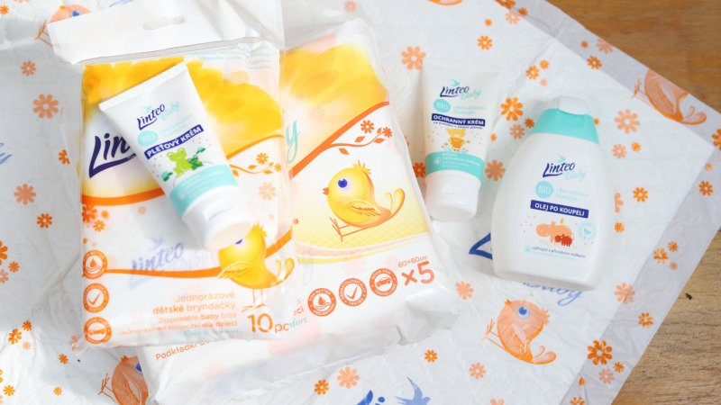 Vyhrajte kosmetický balíček Linteo. Zdroj: Redakce