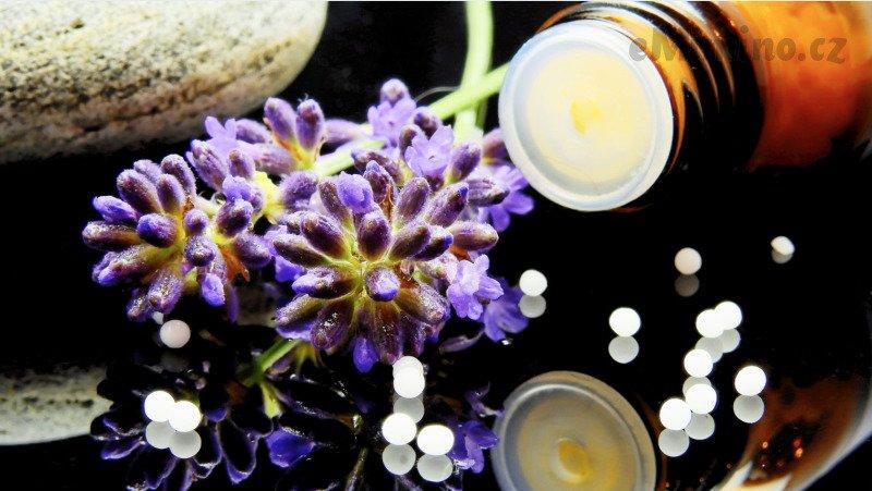 Homeopatika jsou vyráběna ze surovin nejen rostlinného původu. Zdroj: Canva Pro