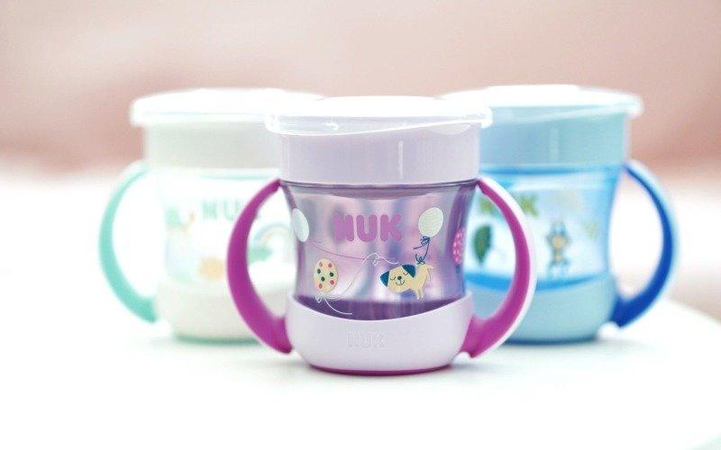 Velký test s NUK: Napište si o hrnky Mini Magic Cup a Magic Cup