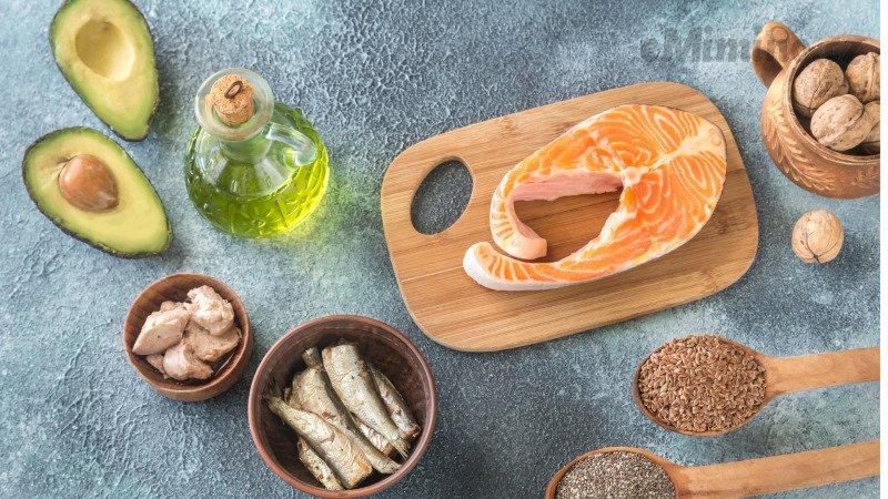 Omega-3 a omega-6: zásadní pro lidský organismus. Zdroj: Canva