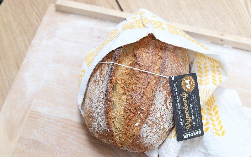 Chleba přímo od krajánka: Ochutnali jsme nové pečivo Odkolek
